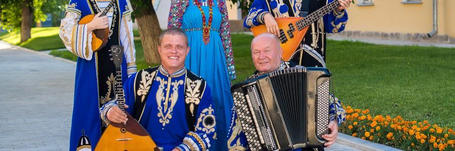 Концертная программа,посвященная Дню пожилого человека