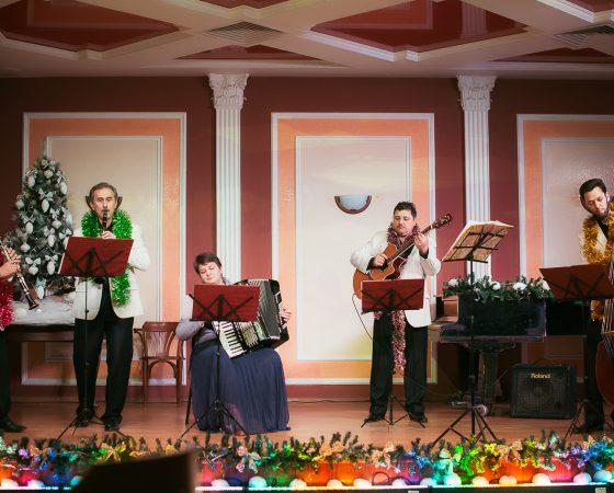 Инструментальный ансамбль «Ретро»