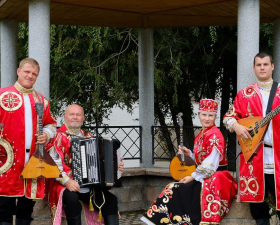 Ансамбль русских народных инструментов «Былина»