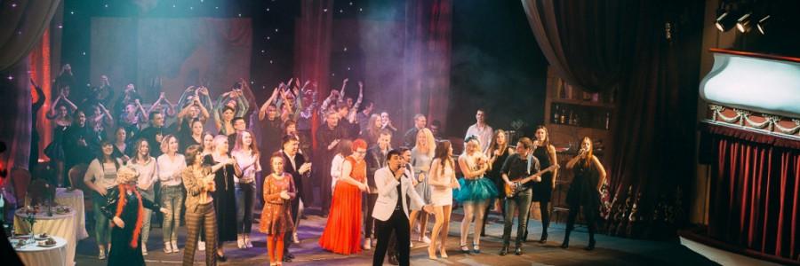 Фотоотчет концертной программы «На лабутенах. Шоу под стук женских каблучков»