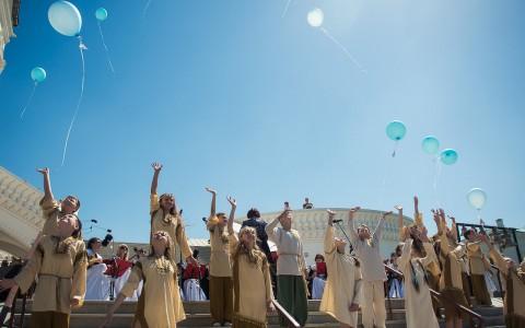 В Астраханском кремле отметят день Славянской письменности и культуры
