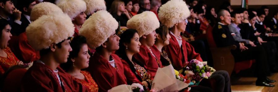 В Астрахани отметили 25-летие независимости Туркменистана
