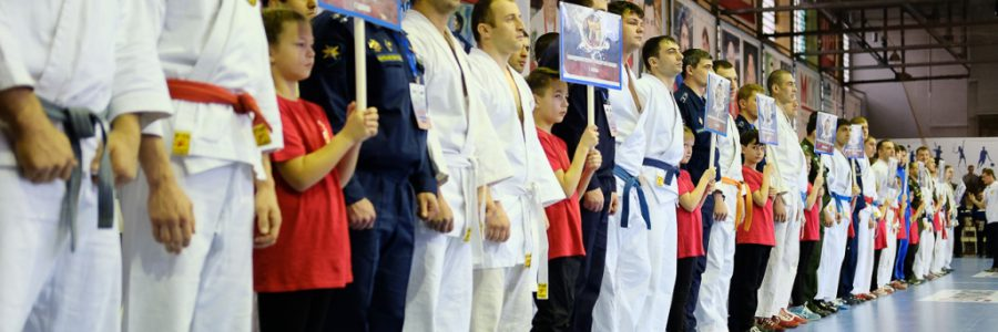 Дирекции приняла участие в организации Чемпионата ВКС по армейскому рукопашному бою