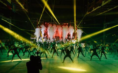 В Астрахани состоялось театрализованное представление в честь 300-летия Астраханской губернии