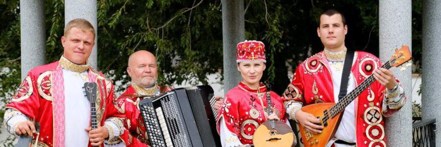 Ансамбль «Былина» даст два сольных концерта в Казахстане