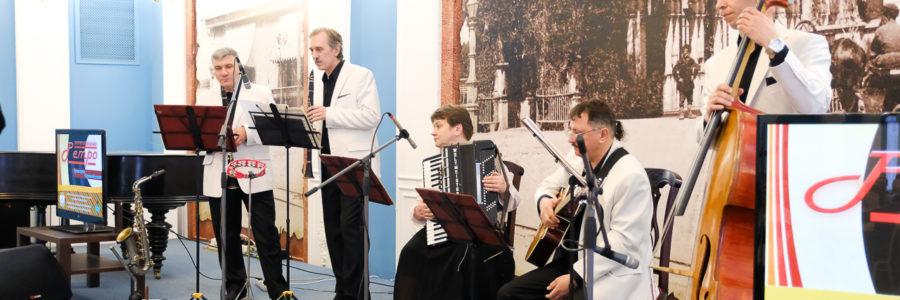 Юбилейный концерт инструментального ансамбля «Ретро».  Как это было?