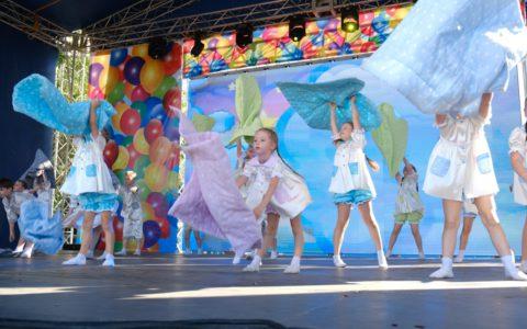 В Астрахани состоялся гала-концерт благотворительного проекта «Неделя добрых дел»
