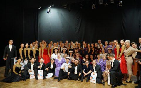 Астраханский театр танца покорил города Крыма