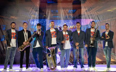 Духовой бэнд BigBroBrass принял участие в фестивале «Дагестанские фанфары»
