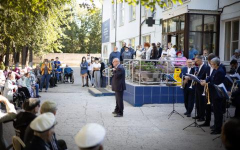Дирекция по реализации культурно-массовых программ приняла участие в «Культурной субботе»